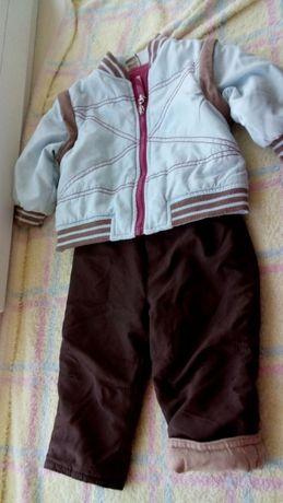 Куртка безрукавка и штаны