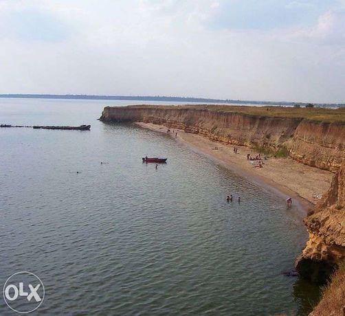 Продам участок на берегу Черного моря с.Рыбаковка
