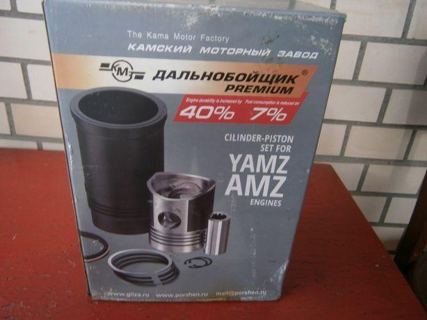 Поршнева ЯМЗ 236 КМЗ Далекобійник