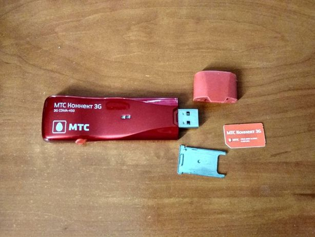 Модем МТС-Коннект 3G CDMA-450