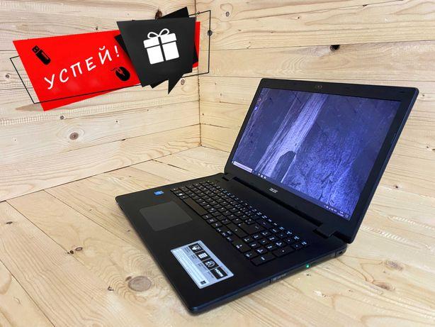 """+Подарок! Большой 17"""", мультимедийный ноутбук Асер Acer"""