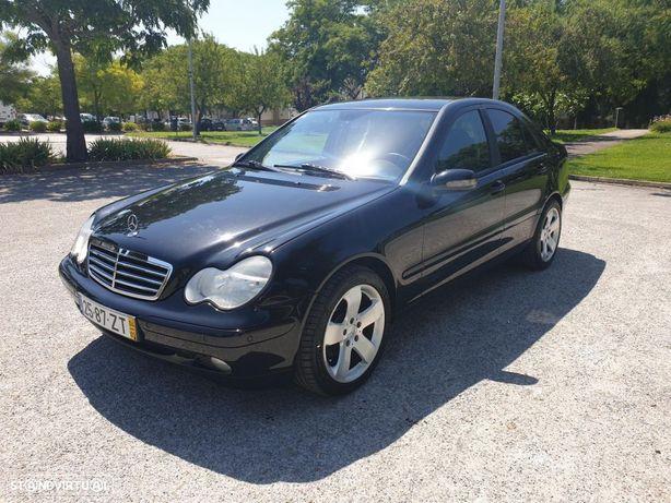 Mercedes-Benz C 220 CDi Elegance