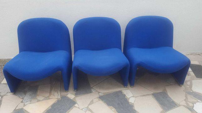 Mobiliario escritorio (cadeiroes, cadeiras, moveis apoio, divisorias,)