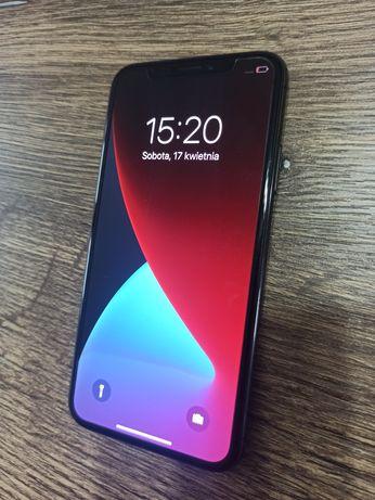 Iphone X 64GB stan jak nowy igła gray space