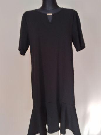 Sukienka RESERVED L 40 XL 42 czarna nowa z metką