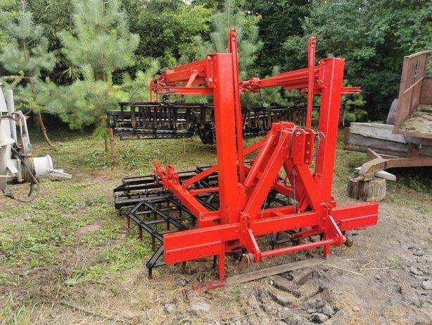 Brony hydraulicznie rozkładane SCHREIBER 4,5m