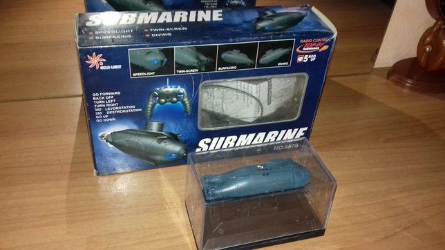 Детская радиоуправляемая подводная лодка