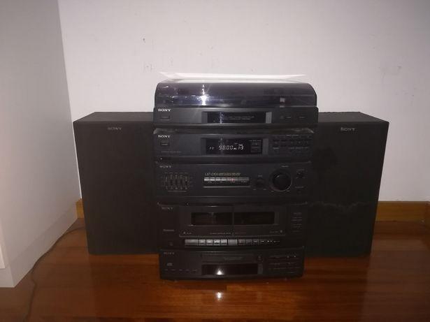 Aparelho música Sony