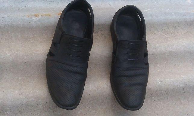 мужские туфли , кожа , стелька 30 см