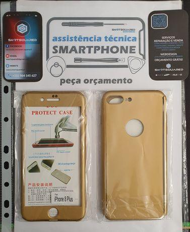 Capa 360 iphone 8 plus