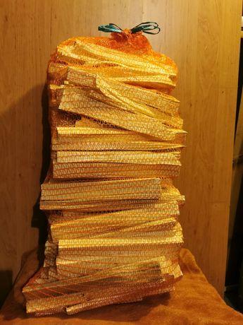 Drewno rozpalkowe opał worek 10kg