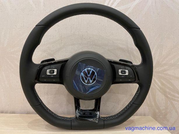 Рули R/ R-line для VW Golf 7/ Passat B8/ Tiguan 2.
