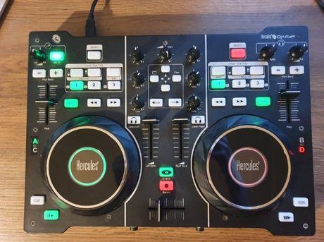 Kontroler Hercules DJ4 Set