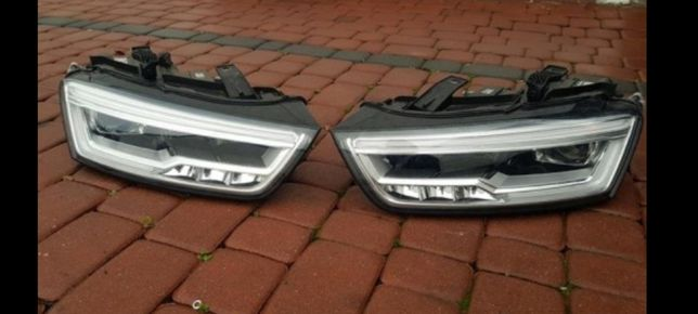 Faróis Audi Q3 facelift full LED's completas