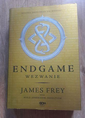 """James Frey - """"Endgame. Wezwanie"""""""