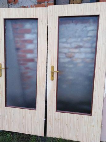 Drzwi pokojowe używane