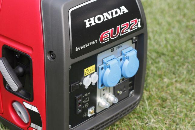 Agregat prądotwórczy Honda EU22i sprzedaż naprawa serwis