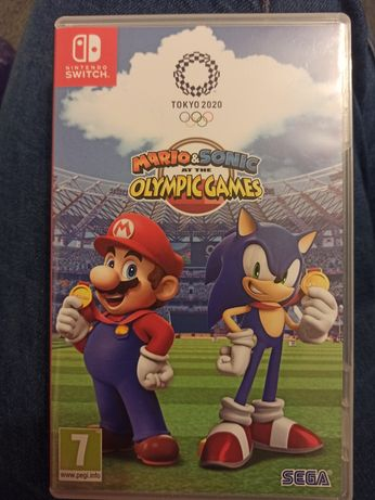 Gra Nintendo Mario&Sonic at the Olympic Games
