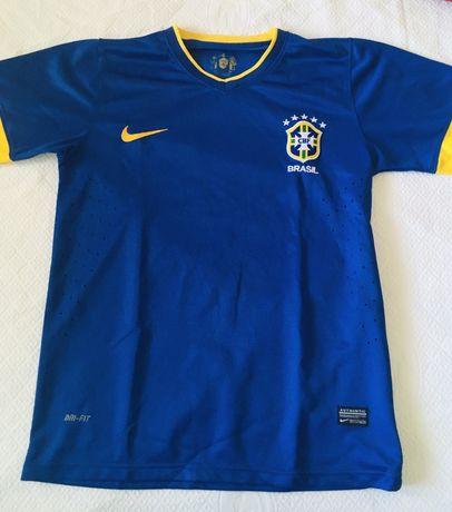 Camisola alternativa fotebol brasil