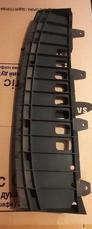 Skoda Fabia 2/Roomster зашита(пыльник) переднего бампера