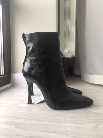 Zara обувь взуття 37 р