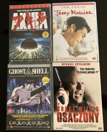 Filmy DVD 38szt - po polsku
