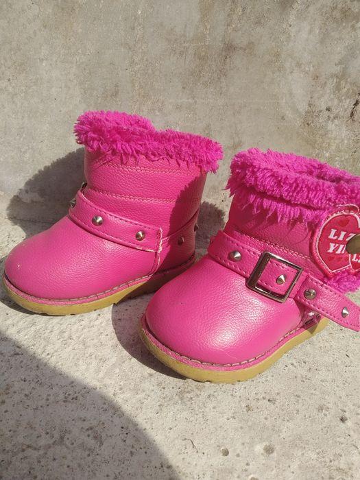 Сапоги зимние детские Нежин - изображение 1