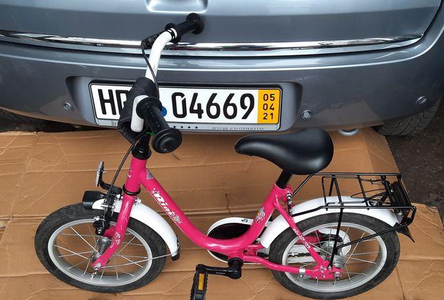 """Велосипед дитячий 12"""" з Німеччини, бокові колеса нові в комплекті"""