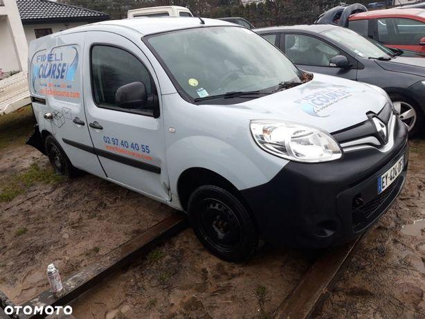 Renault kangoo III lift  1.5 dci uszkodzony po kolizji w tył