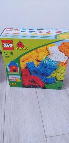 Duży zestaw lego DUPLO 79 klocków.