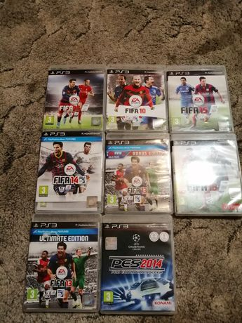 PlayStation 3 PS 3 FIFA PES
