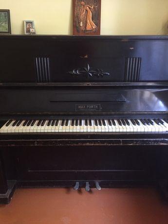 Пианино старинное немецкое MAX PORTH