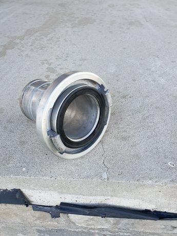 Łącznik ssawny/szybkozłącze strażackie szambo 110