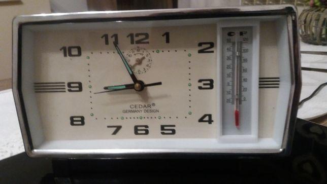 Zegarek budzik mechaniczny