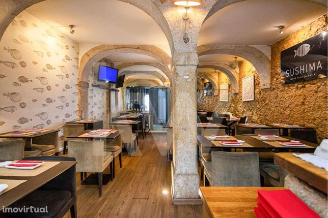Restaurante Chiado -  48 Lugares -  Comece Aqui O Seu  Negócio!!