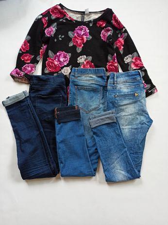 Кофта джинси комплект одежди
