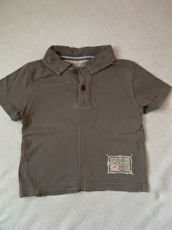 Поло футболки детские, размер 1-2 года