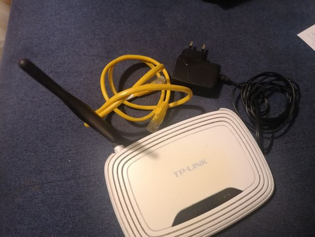 Router bezprzewodowy tp link