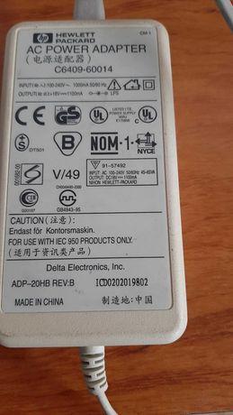 Adaptadores HP e outro usados