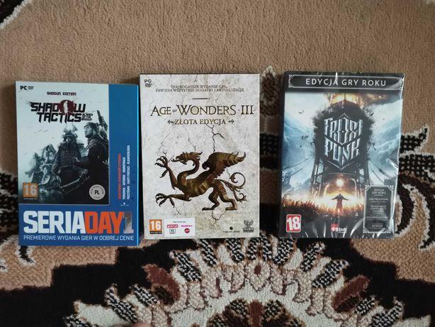 gra PC Age of Wonders III 3 - Złota Edycja / Seria Day1 Shadow Tactics