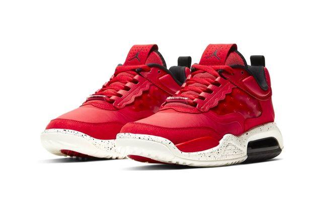 Nike Jordan Air Max 200 Red Tamanho 44,5