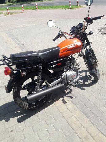 SPRZEDAM nowy motocykl Romet Ogar 125