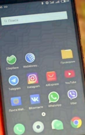 Айфон Meizu 5c в отличном состоянии