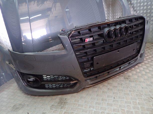 Морда комплектна audi s8 4h рестайлинг 4.0 tfsi
