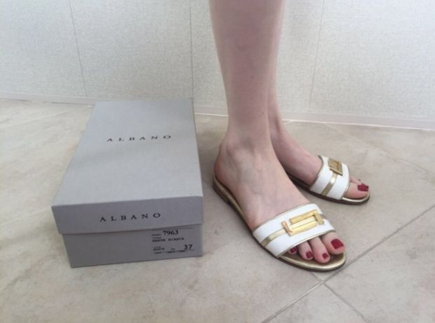 шлепанцы Albano