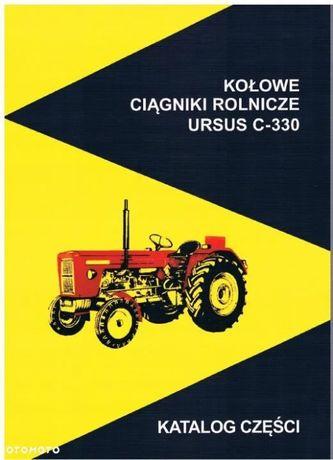 Katalog części URSUS C 330