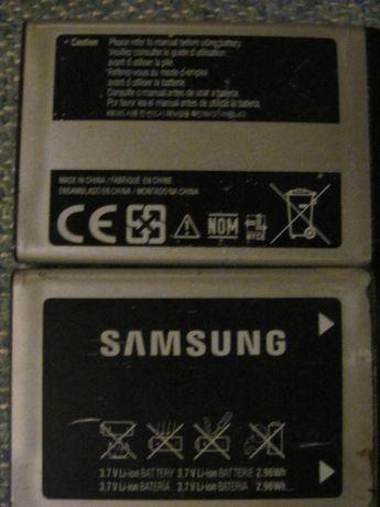 Батарея аккумулятор для мобильного телефона Siemens, Fly, Samsung
