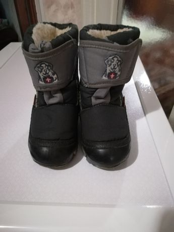 Зимові, зимние Сапожки, ботинки, Demar