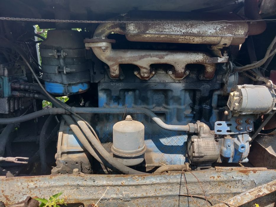 Двигатель СМД - 14 Тупицевка - изображение 1