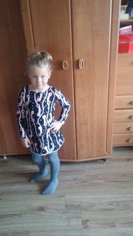 Tunika sukienka Stylowe dzieciaki